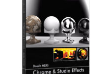 Photo of دانلود تصاویر اچ دی آر Dosch HDRI – Chrome & Studio Effects
