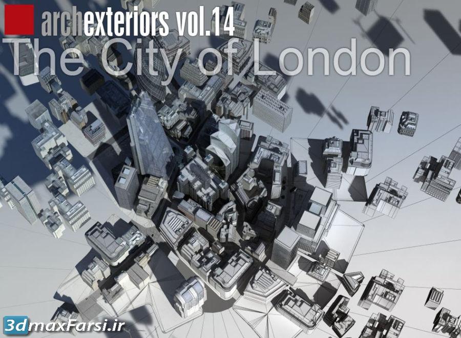 دانلود آرچ اکستریور Evermotion Archexteriors vol. 14