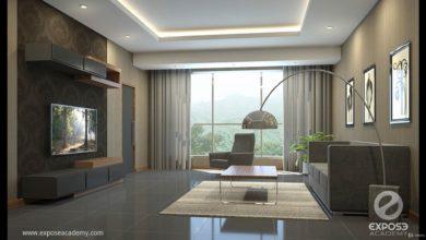 Photo of آموزش شبیه سازی داخلی با تری دی مکس : مخصوص مبتدیان Udemy Interior Scene with 3DS MAX
