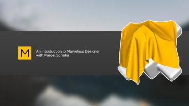 Photo of آموزش مبتدی مارولوس دیزاینرAn introduction to Marvelous Designer