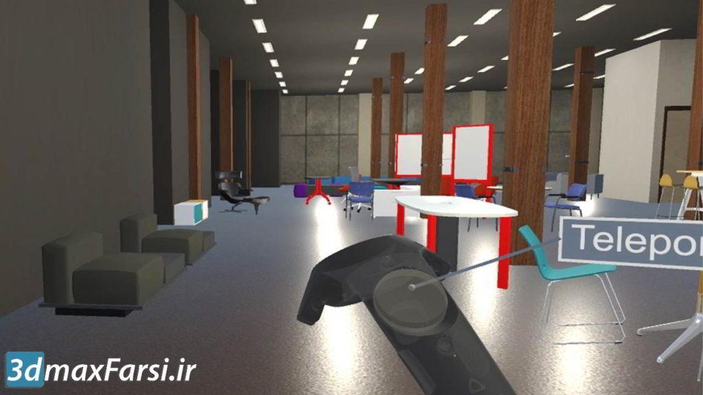 آموزش رویت یونیتی در معماری Lynda – Revit to Unity for Architecture, Visualization, and VR