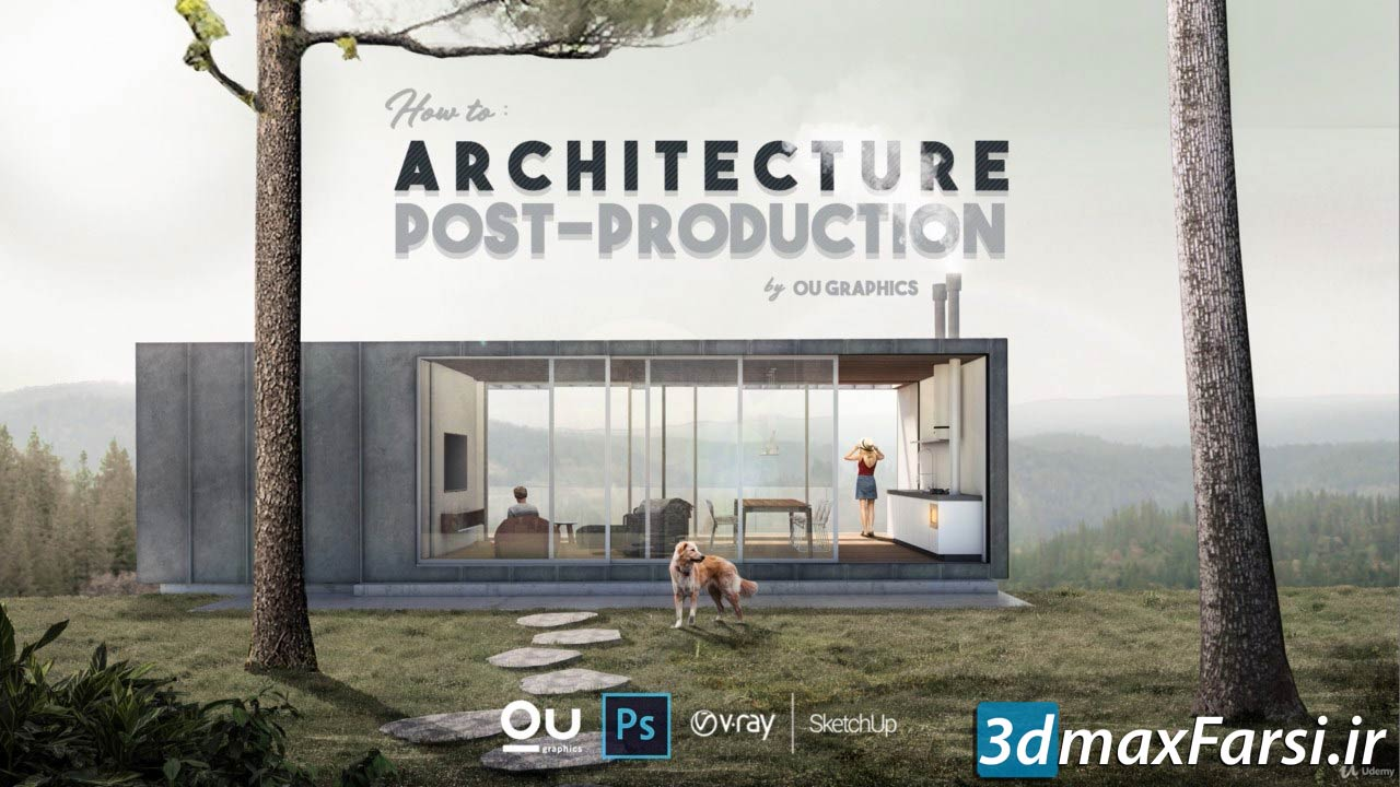 Udemy – Architecture Post-production in Photoshop free Download