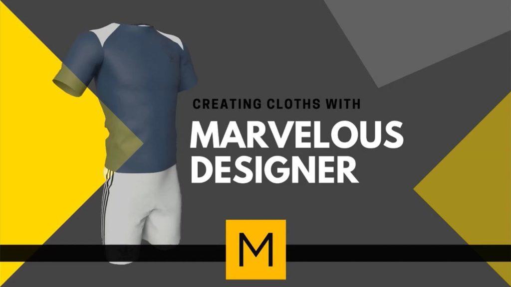 طراحی لباس مارلوس دیزاینر Video сourse: Technics Publications – Marvelous Designer Complete Videos Series
