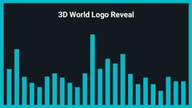 Photo of دانلود موزیک زمینه نمایش لوگو 3D World Logo Reveal by toolpusher