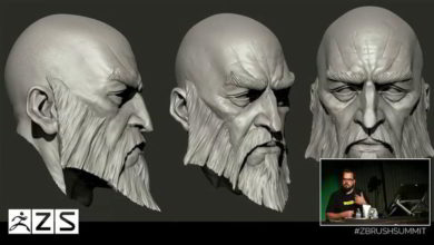 Photo of آموزش اسکالپتینگ زیبراش ZBrush SUMMIT-Presentation David Giraud