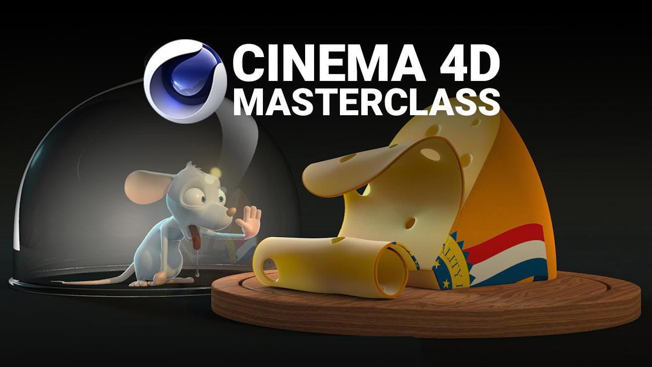آموزش کامل نرم افزار سینمافوردی Skillshare – Cinema 4D Masterclass: The Ultimate Guide to Cinema 4D
