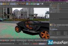 Photo of آموزش موشن ترکینگ سینمافوردی Skillshare – Motion Tracking in Cinema 4D