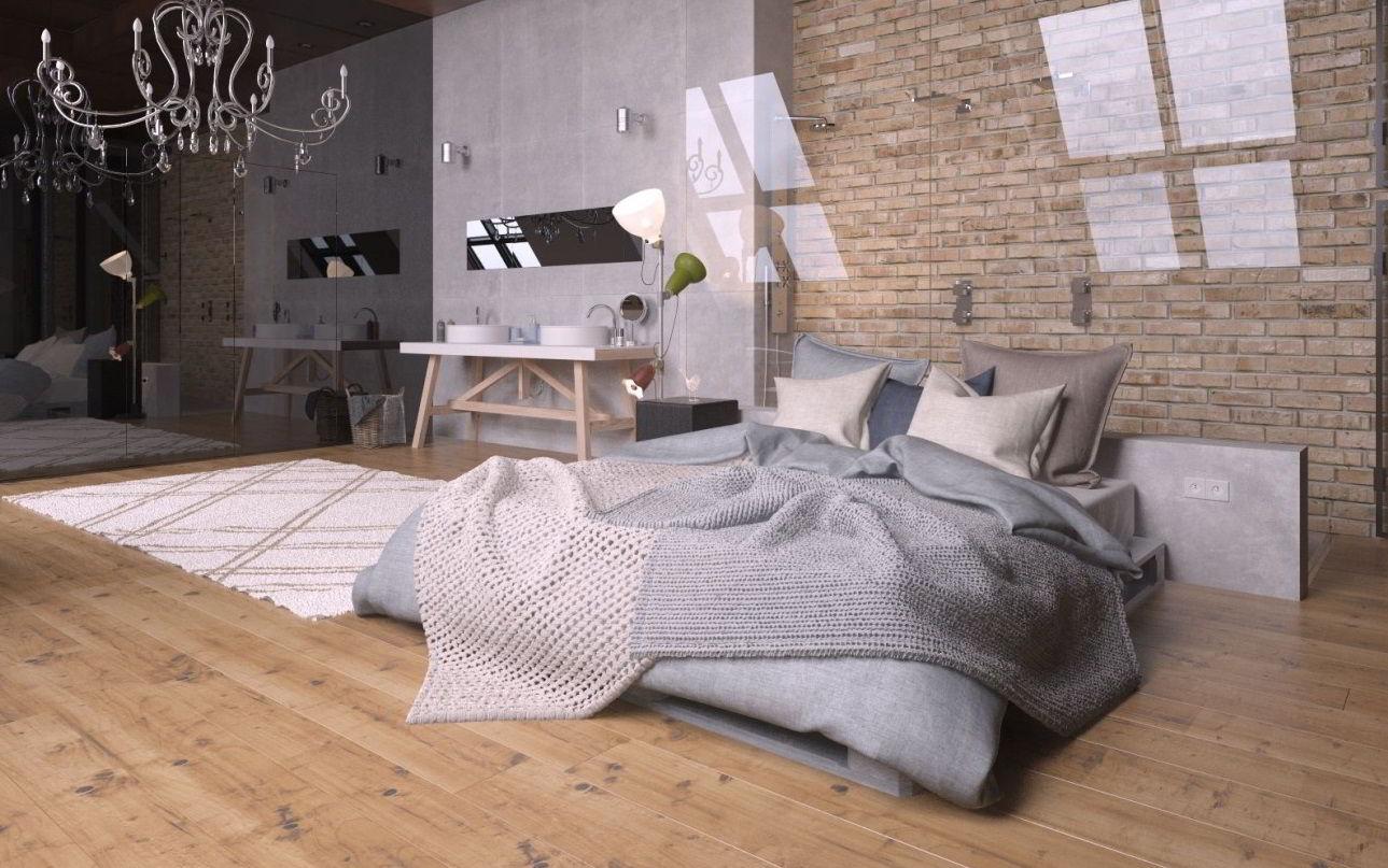 مدل سه بعدی تخت خواب والدین و کودک Evermotion – Archmodels Vol 164