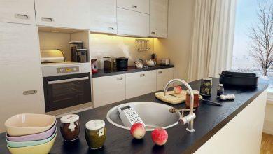 دانلود مدل سه بعدی وسایل آشپزخانه تری دی مکس Evermotion - Archmodels Vol 118