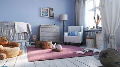 مدل سه بعدی تخت خواب کودک تری دی مکس Evermotion - Archmodels Vol 189