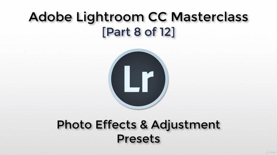 اموزش استفاده از پریست لایت روم Adobe Lightroom CC – Photo Effects & Adjustment Presets