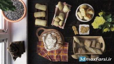 Evermotion – Archmodels Vol 224 3d-scanned food models