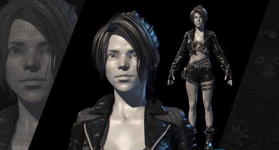 آموزش کامل مدل سازی کاراکتر زیبراش: طراحی شخصیت بازی کامپیوتری Udemy – Complete Game Character Workflow 01 Character Modeling