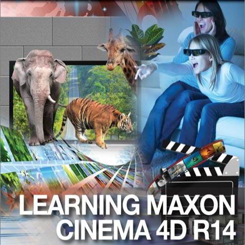 آموزش سینمافوردی Oreilly - Learning Maxon Cinema 4D R14