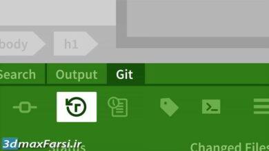 آموزش دریم ویور Lynda – Dreamweaver: Working with Git Version Control
