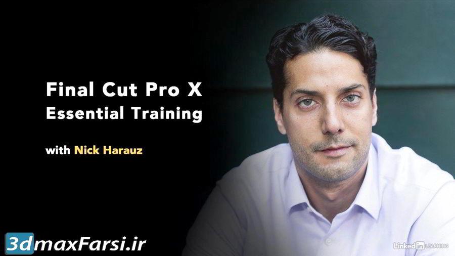Final Cut Pro X 10.4.4 Essential Training