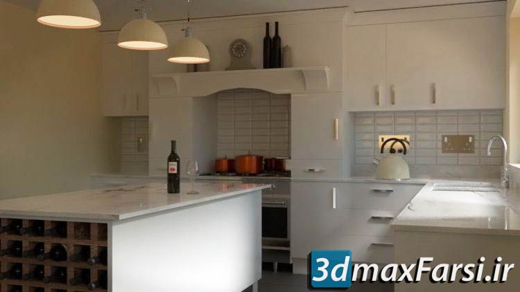 آموزش Udemy – Master Architectural Visualization with Blender 3D – Design