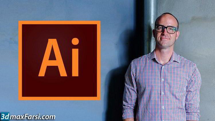 آموزش طراحی وبسایت با ایلوستریتور Udemy – UI & Web Design using Adobe Illustrator CC