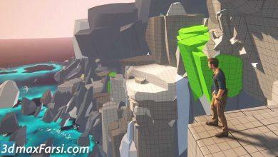 آموزش طراحی مرحله بازی یونیتی سه بعدی Level Design for Games : Unity 3d