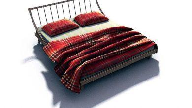 آرچ مدل Archmodels vol.11 : مدل سه بعدی تخت خواب