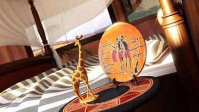 دانلود رایگان آرچ مدل Archmodels vol.32 : مدل سه بعدی مجسمه آفریقایی