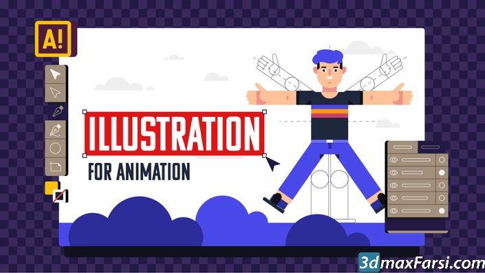 آموزش ساخت تصاویر جذاب در انیمیشن دو بعدی Illustration for Animation