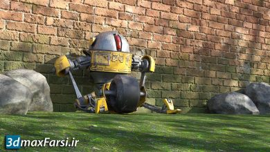 Lynda – 3ds Max: Substance to Arnold