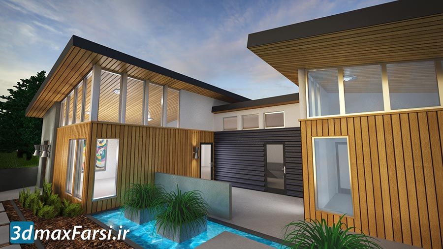 Lynda - 3ds Max and V-Ray: Residential Exterior Materials