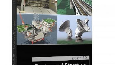 مدل سه بعدی ساختمان Dosch 3D: Engineered Structures