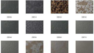 تکسچر سنگ و بتن DOSCH Textures - Stone & Concrete