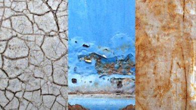 تکسچر کهنه قدیمی Dosch Textures: Texture Aging Kit