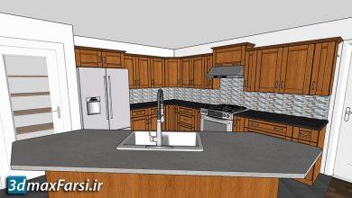 Lynda – SketchUp Pro: Kitchen Design