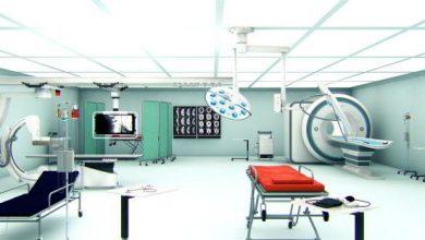 مدل سه بعدی بیمارستان سینمافوردی The Pixel Lab – Medical Pack