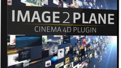 پلاگین سینمافوردی The Pixel Lab – Introducing Image2Plane 2.0