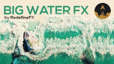 دانلود آموزش RedefineFX – Phoenix FD Advanced Large-Scale Water FX Course