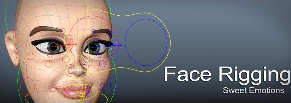 آموزش ریگ صورت کاراکتر مایا CGCircuit – Face Rigging