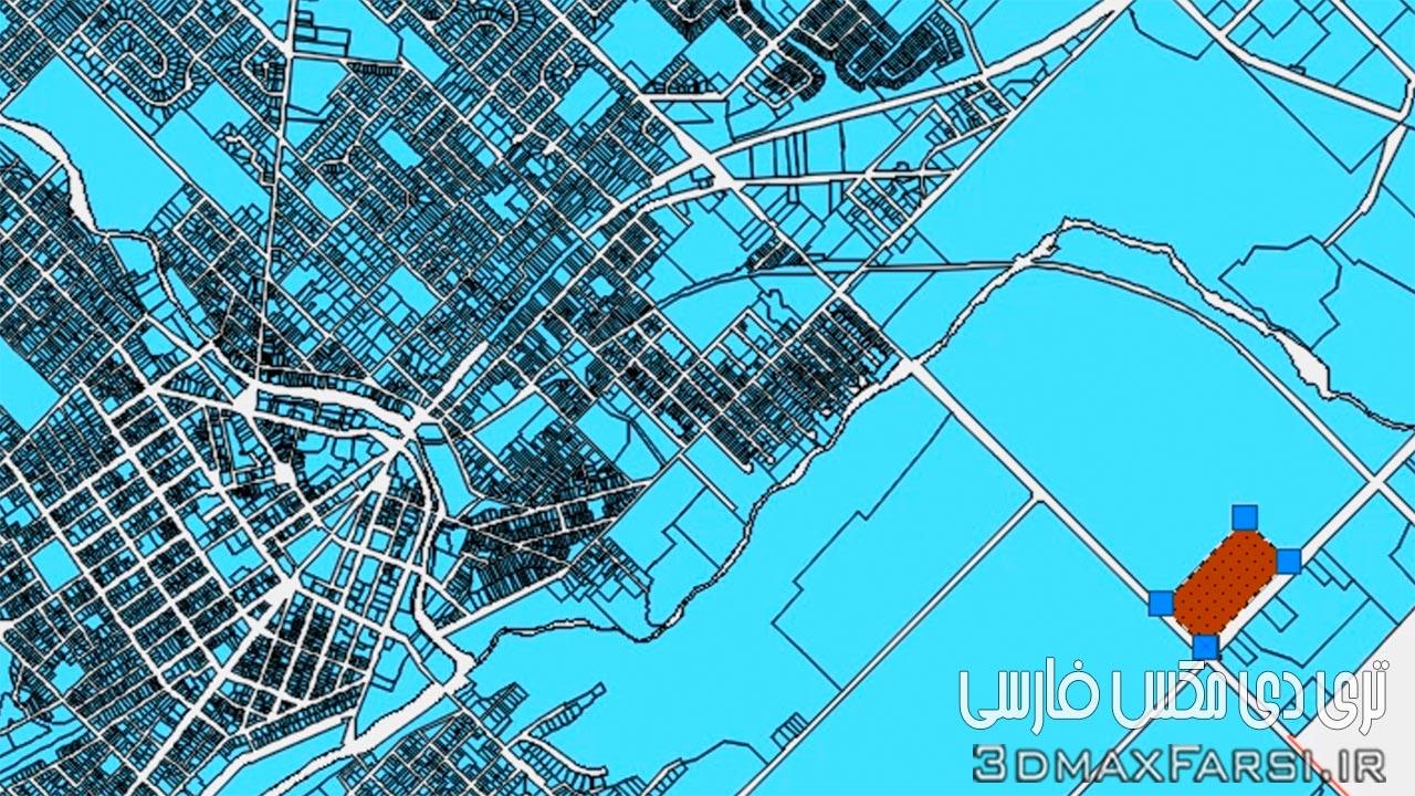 دانلود آموزش Lynda – AutoCAD Map 3D 2022 Essential Training