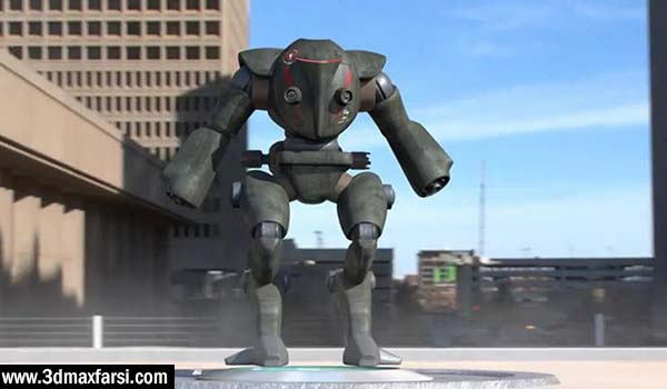 آموزش Introduction animation 3ds Max 2015