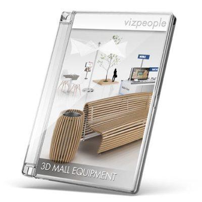 آبجکت پاساژ 3D Mall Equipment