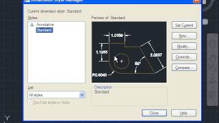 AutoCAD-Tutorial-Change-the-Scale-of-Dimension-Font