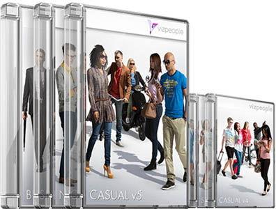 دانلود پرسوناژ 2 بعدی فتوشاپ viz 2d people