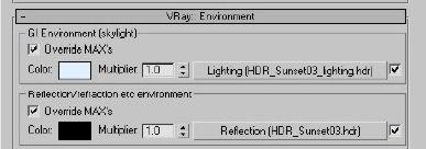 environment HDRI